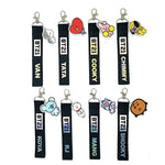 Phone Strap Keychain - BTS Accessories