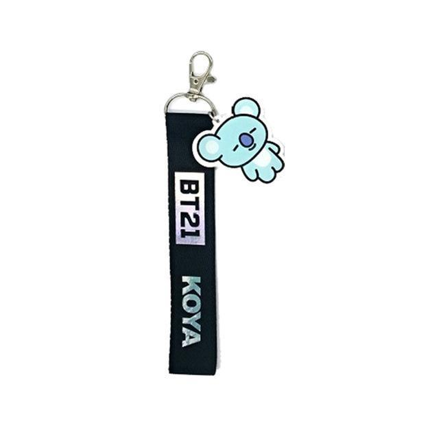 Phone Strap Keychain - BTS Accessories koya