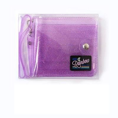 Photocard Jelly Purse - BTS accessories
