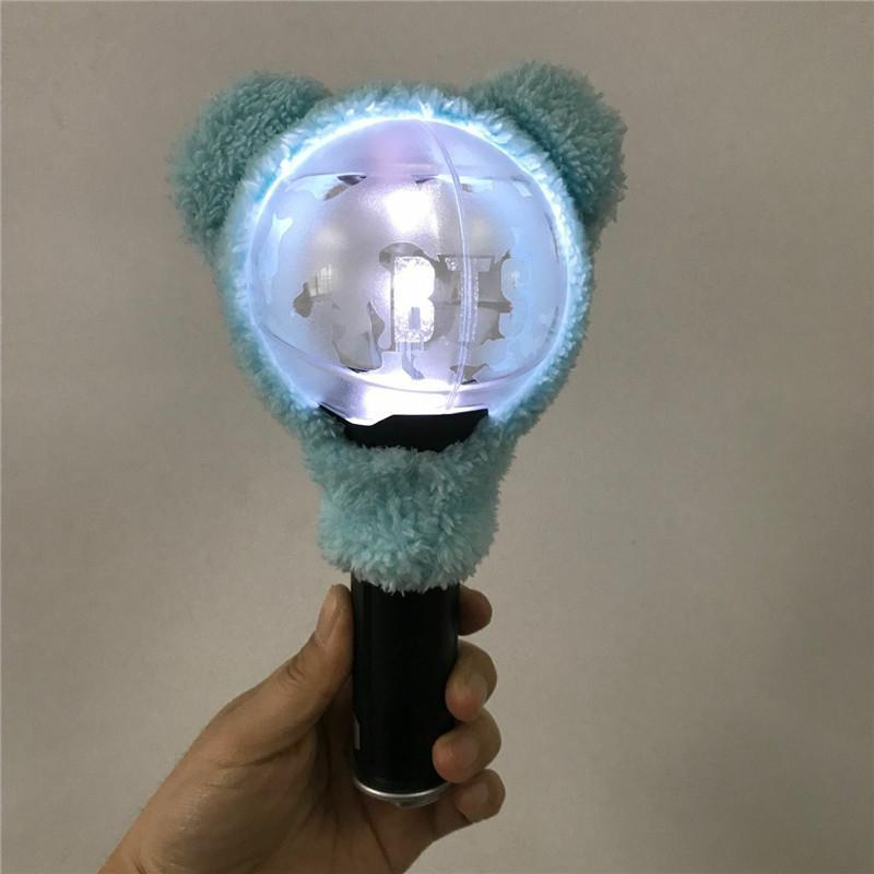 Plush Light-Stick Cover - BTS ARMY MERCH