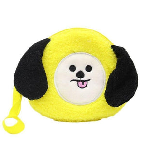 Plushie Coin Purse - BTS Accessories