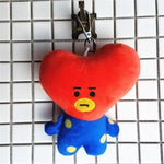 Plushie Key Chain - BTS accessories