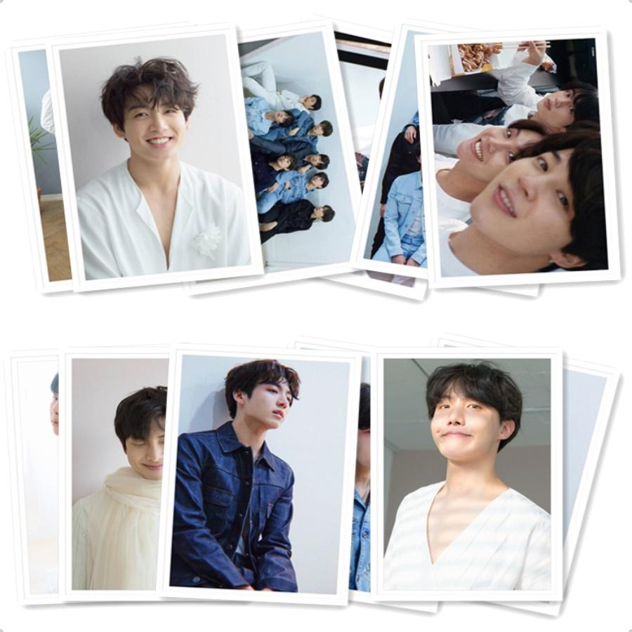 LOVE YOURSELF: TEAR PHOTO CARD BOX