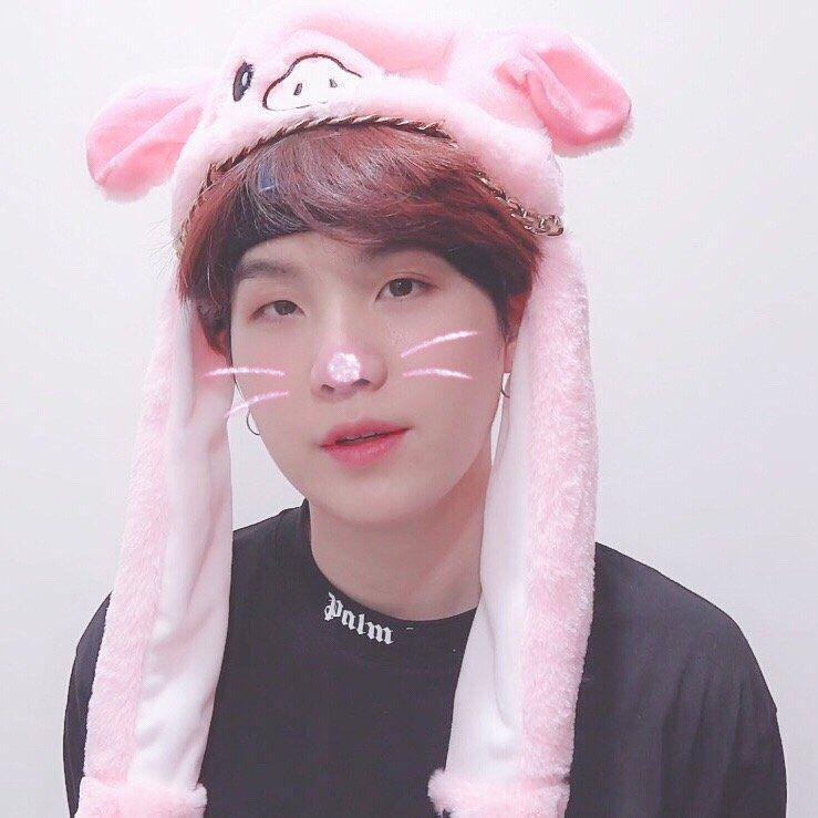 RUN BTS Bunny Hat - BTS accessories