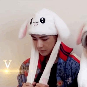 RUN BTS Bunny Hat - BTS ARMY MERCH