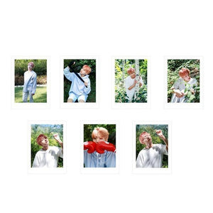Seasons Greetings Photo Cards - BTS ARMY MERCH
