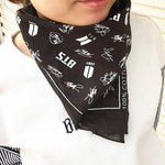 Signed BTS Scarf - BTS Accessories