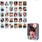 Signed Selfie Photo Card Box - BTS ARMY MERCH