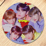 Tomorrow X Together Badge Pins - BTS ARMY MERCH