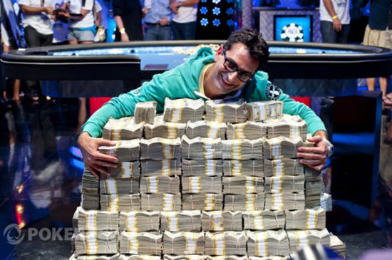 Esfandiari 2012 WSOP Big One for One Drop
