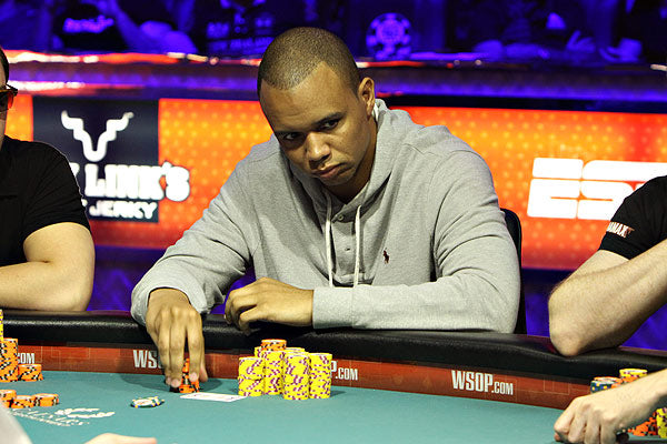 Phil Ivey at WSOP