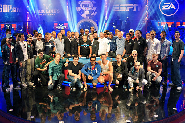 One Drop WSOP 1 Million 2012