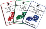 poker flash cards