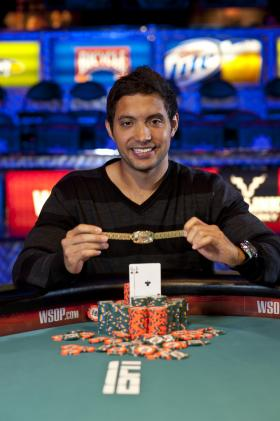 Timothy Adams WSOP