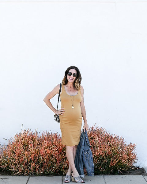 Art in the Find Pregnancy Stylish Tips for Dressing the Bump