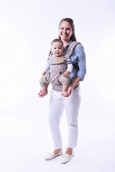Baby Tula Sleepy Dust Explore Baby Carrier Preppy Style