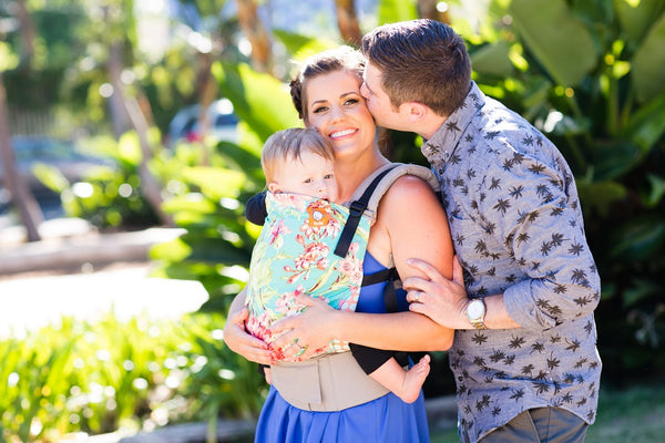 Bliss Bouquet Baby Carrier