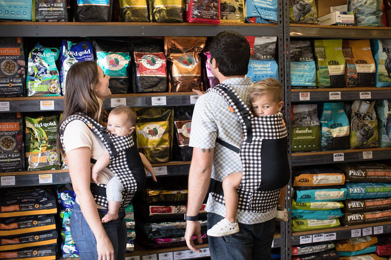 Baby Tula Coast Picnic Free-to-Grow Baby Carrier