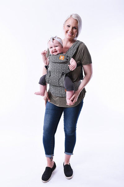 Forever Explore Baby Carrier Comfy Casual Style 1