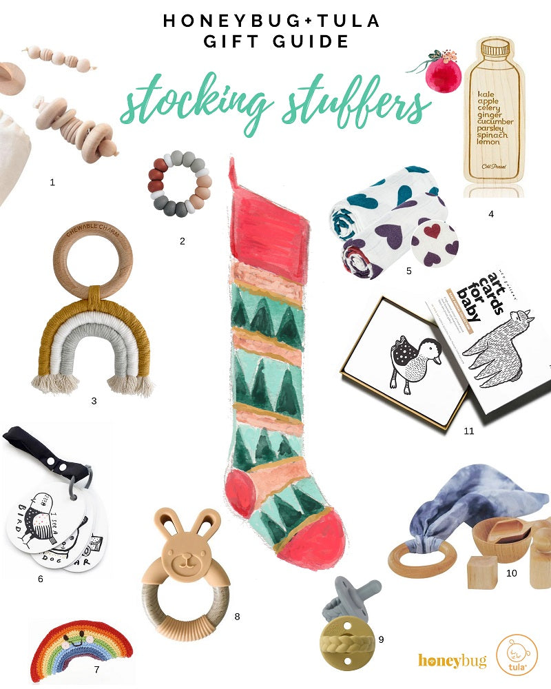 stocking stuffers for babies
