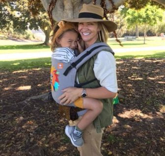 Diy Halloween Baby Carrier Costumes By Jessica Carlson