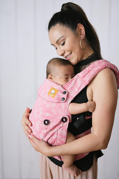 Baby Tula Bloom Explore Baby Carrier Romantic Style 1
