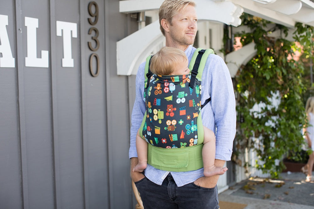 Let Me Entertain You Baby Carrier