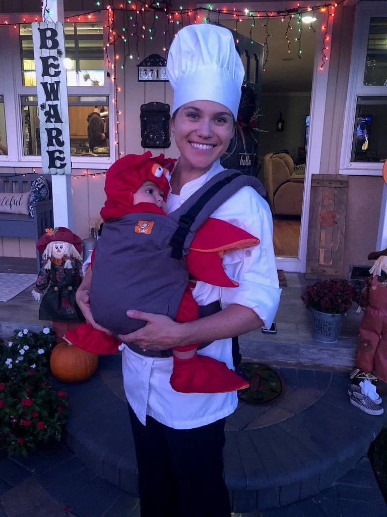 73fdd6e2ae04 DIY Halloween Baby Carrier Costumes by Jessica Carlson