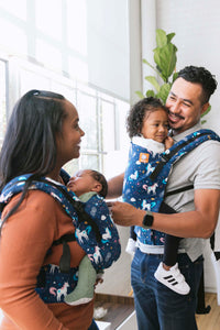 Cosmo Gallop - Tula Free-to-Grow Baby Carrier