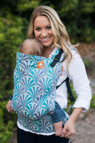 Wrap Conversion Full Toddler WC Carrier - Splendor Bloom - Baby Tula