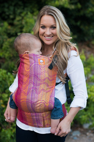 Full Toddler WC Carrier - Poise Dancer Wrap Conversion - Baby Tula
