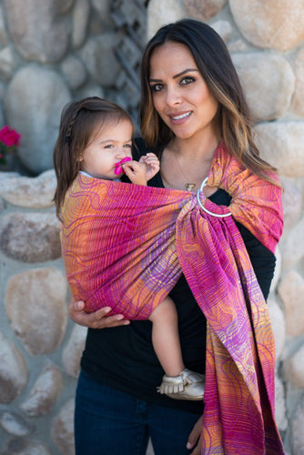 Poise Dancer - Wrap Conversion Ring Sling Ring Sling - Baby Tula