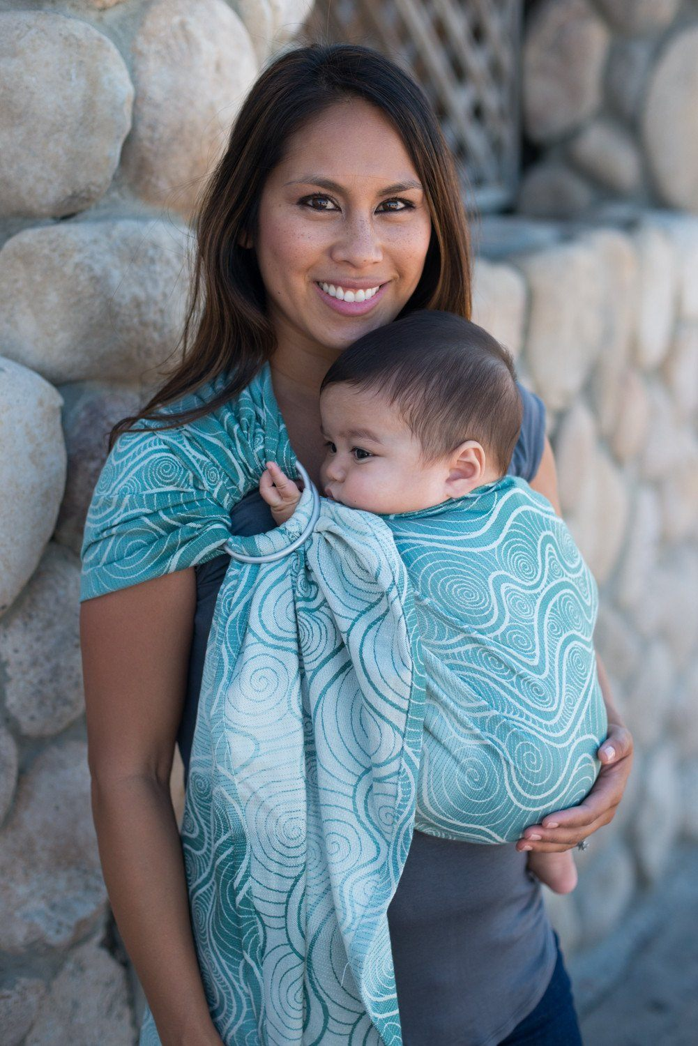 Poise Dreamer - Wrap Conversion Ring Sling Ring Sling - Baby Tula