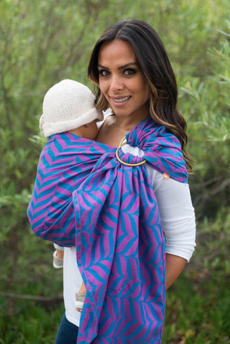 Migaloo Empowered - Wrap Conversion Ring Sling Ring Sling - Baby Tula