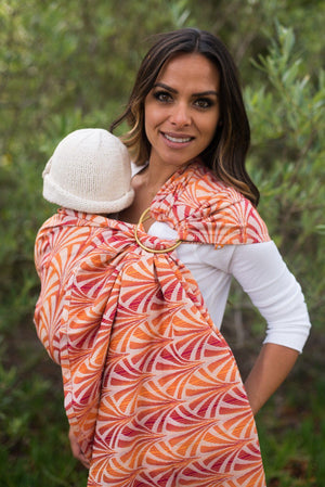 Splendor Blossom - Wrap Conversion Ring Sling Ring Sling - Baby Tula