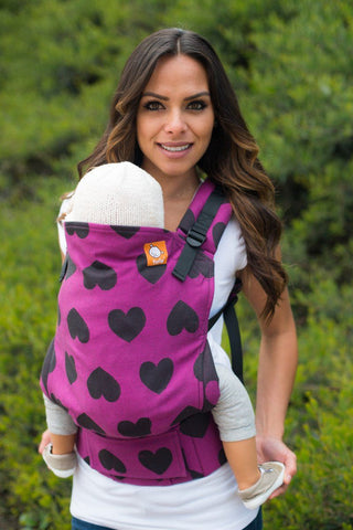 Full Standard WC Carrier - Love Vogue 2 Wrap Conversion - Baby Tula