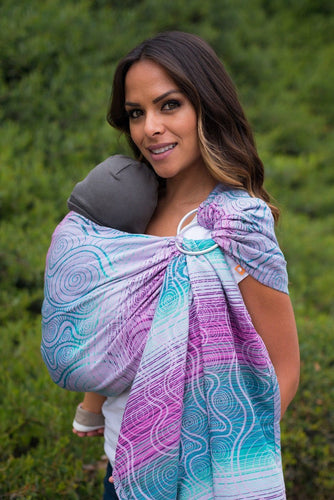 Poise Designer - Cotton Ring Sling Ring Sling | Baby Tula