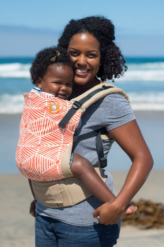 Ergonomic Baby Carrier Solana - Tula Baby Carrier - Baby Tula - 1