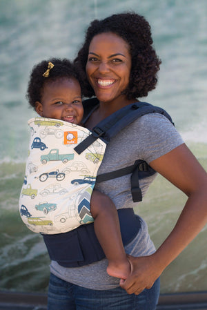 Slow Ride - Tula Baby Carrier Ergonomic Baby Carrier - Baby Tula