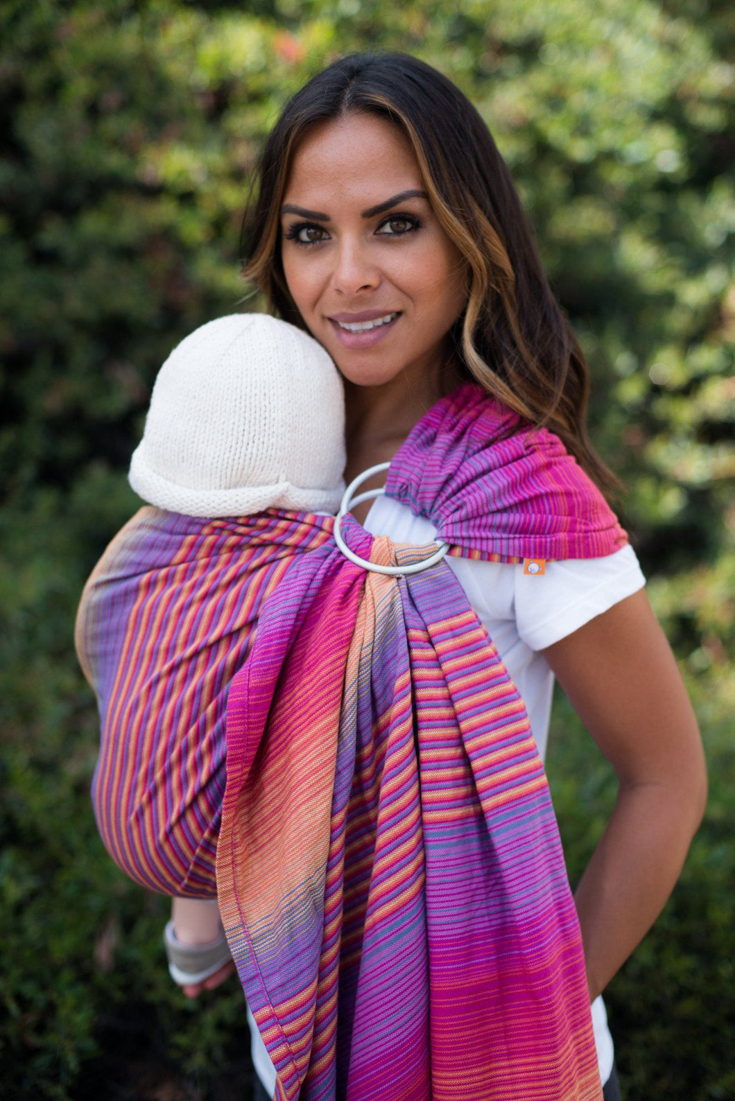 Taffy Summer - Cotton Ring Sling Ring Sling | Baby Tula