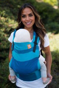 Half Toddler WC Carrier - Jan Wrap Conversion | Baby Tula
