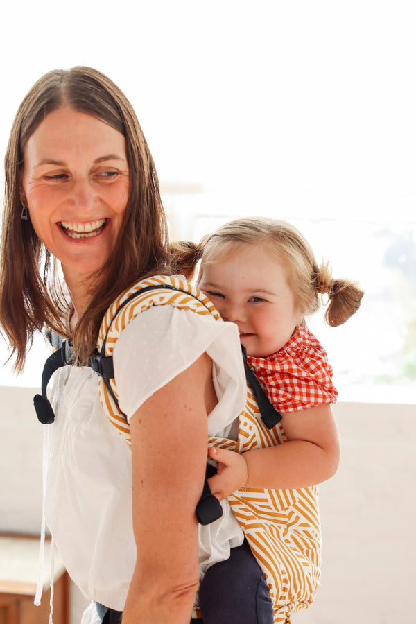 Sunset Stripes - Tula Toddler Carrier Toddler