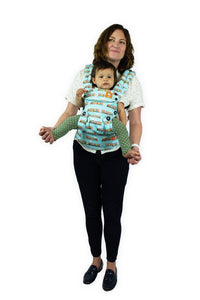 All Aboard - Tula Explore Baby Carrier