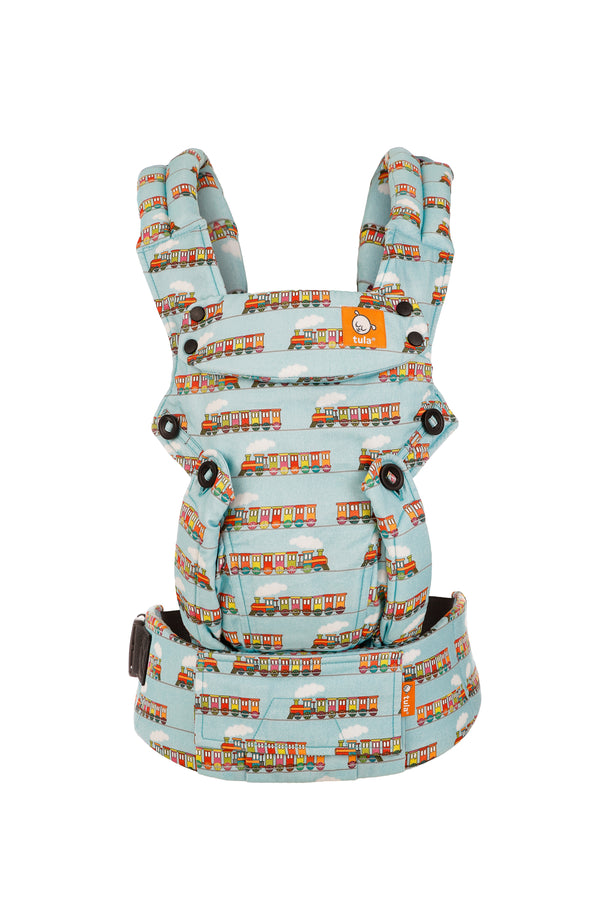 All Aboard - Tula Explore Baby Carrier FRSB EXP | Baby Tula