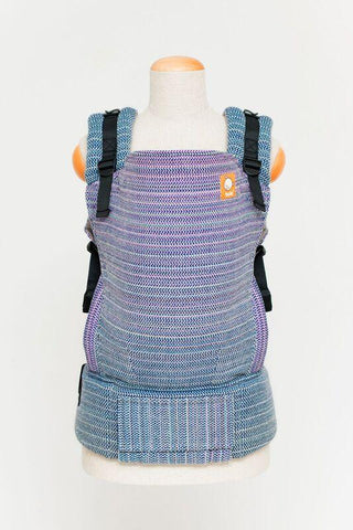 Baby Tula Half Toddler WC - Apple Blossom Midnight Sky Silver Weft