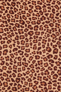 Leopard - Tula Baby Swaddle Blanket