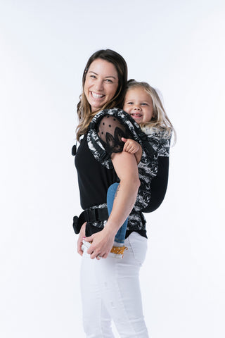 Coast Marble - Tula Toddler Carrier