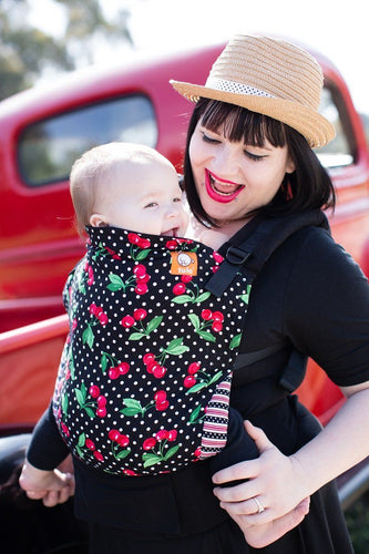 Betty - Tula Standard Carrier Ergonomic Baby Carrier | Baby Tula