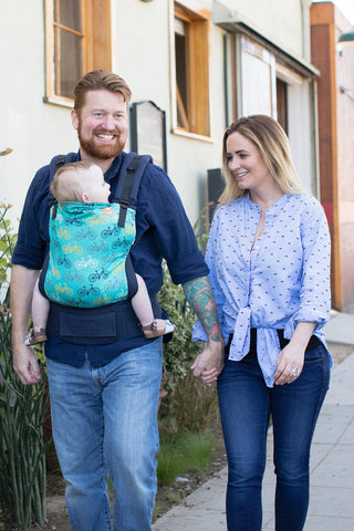 Round and Round - Tula Toddler Carrier