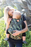 Black Lightning - Tula Free-to-Grow Baby Carrier Free-to-Grow | Baby Tula